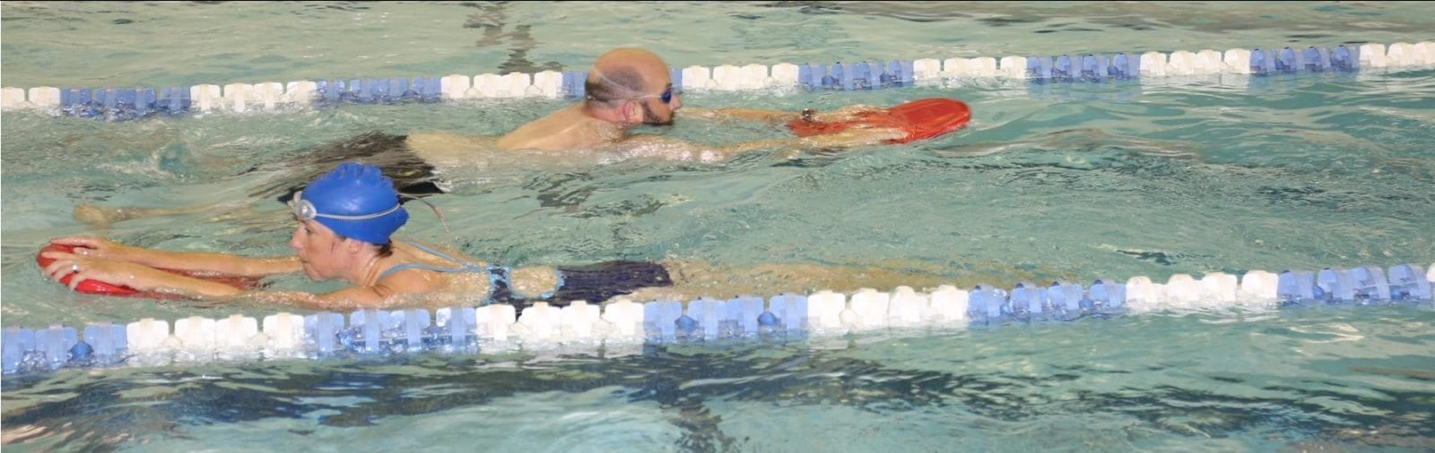 Adult Aquatics Program Photo Image