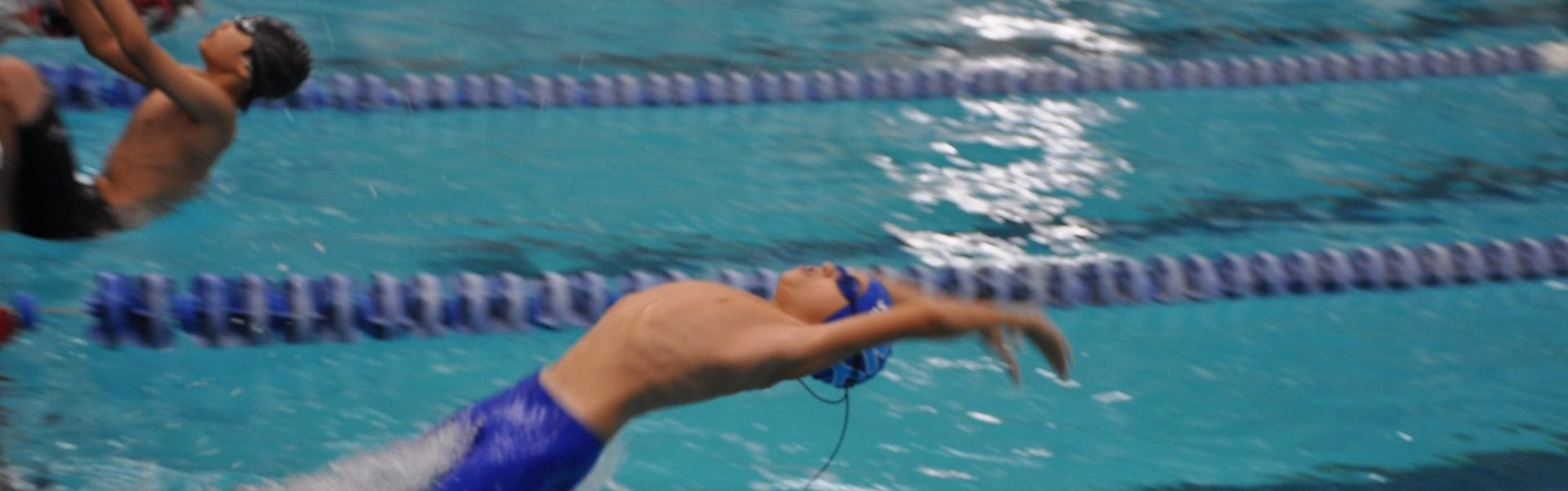 Competitive Swim Page Header