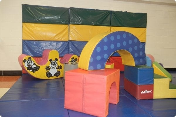 Play center at Garwood
