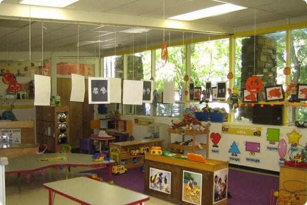 Early Learning Center Classroom