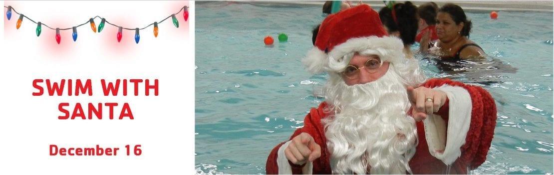 Homepage Sliders Swim With Santa
