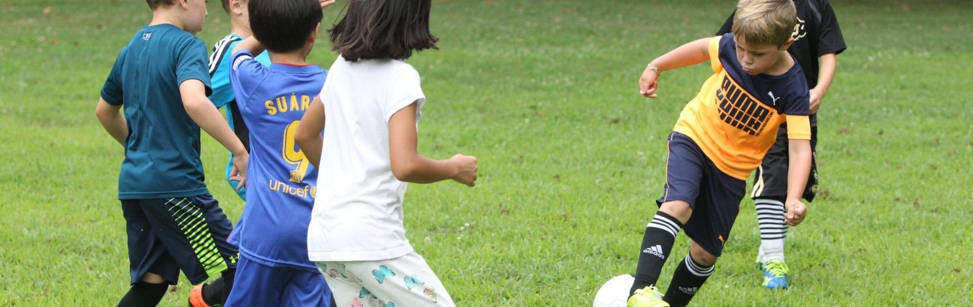 Page Header Soccer