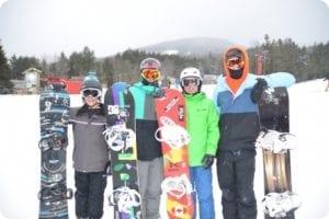 Snowbaord Ski Trips