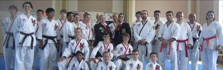 Tae Kwon Do Page Header